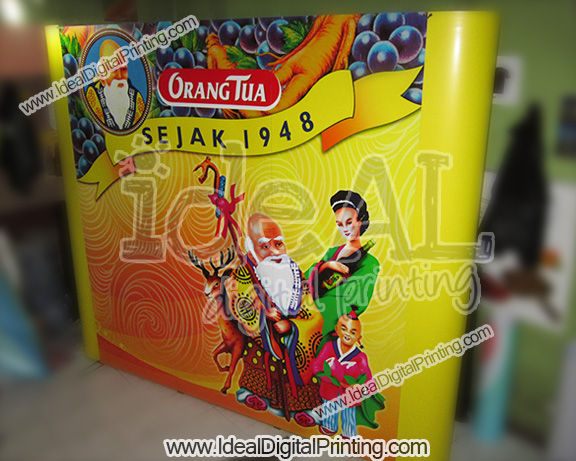 Backdrop Orang Tua Group