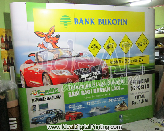 Backwall Bank Bukopin