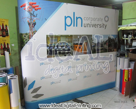Backdrop Portable PLN