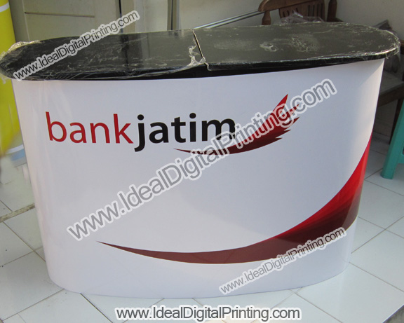Pop up counter Bank Jatim
